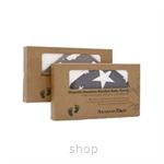 [Sale] Akarana Baby Organic Bamboo Hooded Towel 2 sets Combo (Cloud and Star) - SL-OBHT-75S/C
