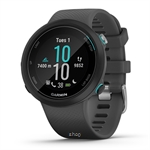 Garmin Swim 2 Slate GPS Swimming Smartwatch for the Pool and Open Water - 010-02247-60T