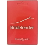 Bitdefender Internet Security 2020 Antivirus 1 Device 1 Year for Windows PCs
