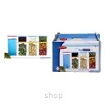 Easy & Free Joy Pocket (3x400ml + 3x920ml + 1250ml) Container Set