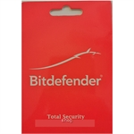 Bitdefender Total Security 2020 Antivirus 3 Devices 1 Year for Windows macOS iOS & Android