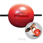 GINTELL Torsoball Total Body Buidling System Red - GT251