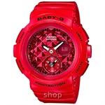 Casio Baby-G BGA-195M-4A Standard Analog-Digital Watch