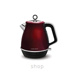 Morphy Richards Evoke Core Red Jug Kettle - 104408