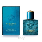 Versace Eros for Men Eau De Toilette Natural Spray