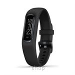 Garmin Vivosmart 4 Fitness Activity Tracking Black-Slate (Large) - 010-01995-83