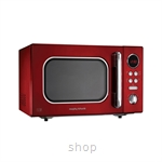 Morphy Richards Accents Red Microwave - 511512