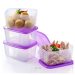 Tupperware FreezerMate Small II (4pcs) 650ml - 11152407