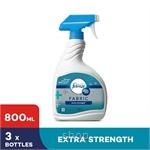 [3 units] Febreze Ambipur Fabric Freshener 800ml Extra Strength Bottle