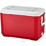 Coleman 48QT Cooler Box Red Asia