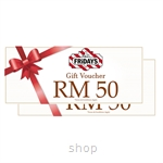 TGI Fridays Italiannies The Apartment Dining voucher RM100 (RM50 x 2pcs)