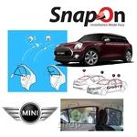 Groovy Mini HB SNAP-ON 4.0 (MAGNET) Car Sunshades