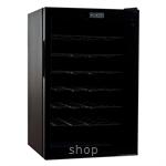 Grubel Wine Chiller Storage Cabinets - GWC-TP28BK