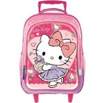 PSD Hello Kitty Dance Primary School Trolley Bag - 70-2-231-5700