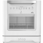 Electrolux 55cm Compact Dishwasher - ESF6010BW