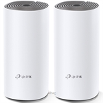 TP-Link Deco E4 V1 AC1200 Whole Home Mesh Wi-Fi System (2-Pack)