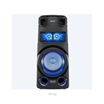 Sony V73D High Power Audio System with Bluetooth Technology - MHC-V73D-M-SP6