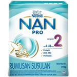 Nestle Nan Pro 2 600g (Single Pack)