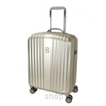 Hush Puppies 24-Inch ABS-PC Hardcase Luggage With Security Zipper - HP02-694019-24