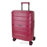 Hush Puppies 25-Inch PP Hardcase Luggage With 3-Point Lock System - HP02-694020-25