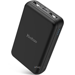 Yoobao P10W 10000mAh Lithium-Polymer Fast Charging Power Bank (Yoobao Warranty)