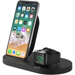 Belkin 7.5W Charge Dock For Apple Watch & iPhone - F8J235my