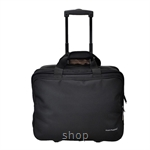 Hush Puppies Document Bag With Trolley 16.5-Inch - HP04-693308