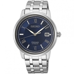 Seiko Presage Automatic Stainless Steel Men's Watch - SRPF25J1