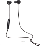 Harman Kardon Fly BT Bluetooth In-ear Headphones Black