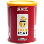 Pitti Caffe 24 Seven Coffee Bean (250gm) - 5012