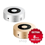 [Anniversary Deal] XO A8 Mini Touch Stereo Bluetooth Speaker + 8pcs Free Gifts worth RM240