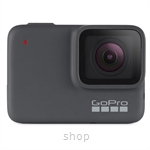 GoPro Hero 7 Silver Action Camera - CHDHC-601-RW