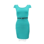 PWP Fitted Dress - D39