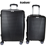 Lotus LT6111 2-in-1 ABS Hardcase Luggage Set (20in + 24in)