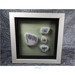 Heart Handy Pebble Doodle Living In Nature - HH-F-0008