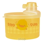 PiyoPiyo Four Case Milk Powder Dispenser Large - 830112