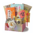 Pods & Petals Blessed Health Hamper - CNY Chinese New Year Oriental Gift Hamper - PP-CNY21-13CN3A