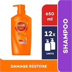 [12 unit] Sunsilk Shampoo Damage Restore 650ml - 67485476