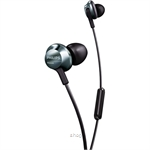 Philips In-ear Headphones with Mic - PRO6305BK/00