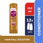 [12 unit] Sunsilk Conditioner Hair Fall Solution 320ml - 67561323
