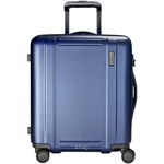 Hush Puppies PC 694022 20 Inch Double-Zipper Hardcase Luggage with TSA Lock and Silent Hinomoto Wheels
