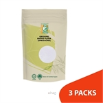 Radiant Organic Unbleached Bread Flour 1kg (3packs)