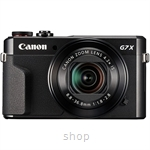 Canon Powershot Digital Compact Camera - G7X MK II + 16GB (Canon Warranty)