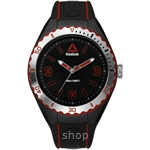 Reebok Warrior Black Dial Watch - EMO-G2-PBIB-BR