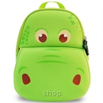 [BUY 1 FREE 1] NOHOO Hippo Kids Backpacks (For 3-5 Years Old) - NH028