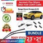 Bosch Aerotwin Plus Wiper Blade Set (23+21 inch) Range Rover Evoque [LV] 201
