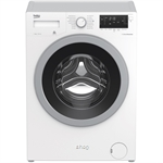 Beko 8.0kg Front load Washing Machine White - WMY-81283-LB2-BEKO