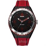 Reebok Warrior Black Dial Watch - EMO-G2-PBIR-BR