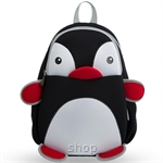 [BUY 1 FREE 1] NOHOO Penguin Kids Backpacks (For 4-6 Years Old) - NH011