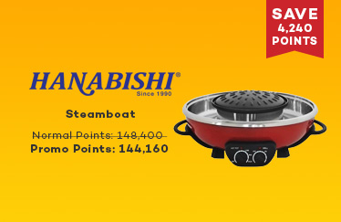 Hanabishi Steamboat